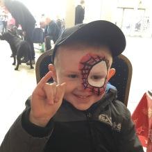 Gorgeous Spider man
