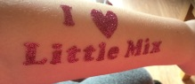 Hand made tattoos